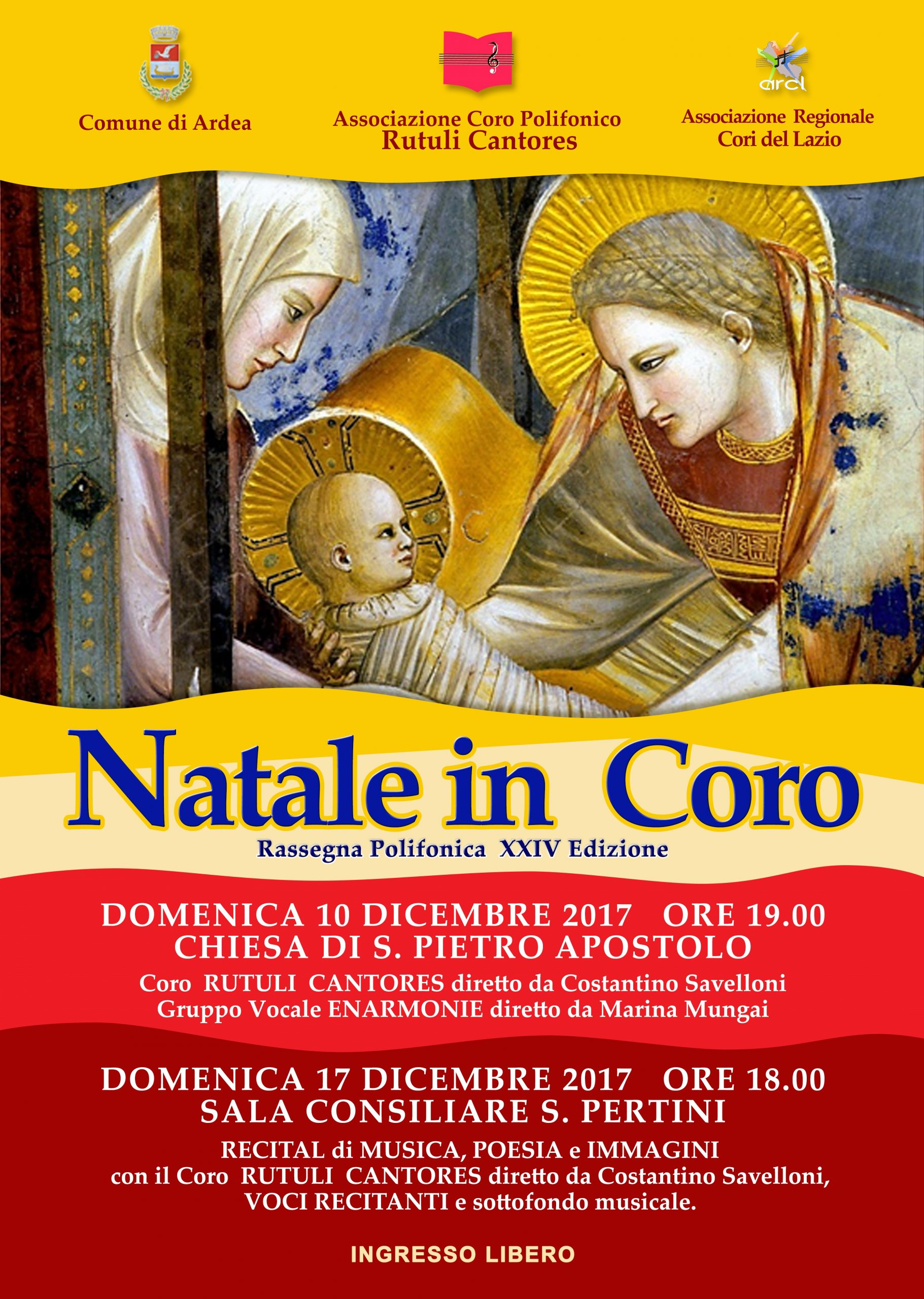 """Natale in Coro"" 2017"