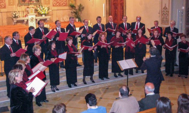 2007 – I Rutuli Cantores in Spagna
