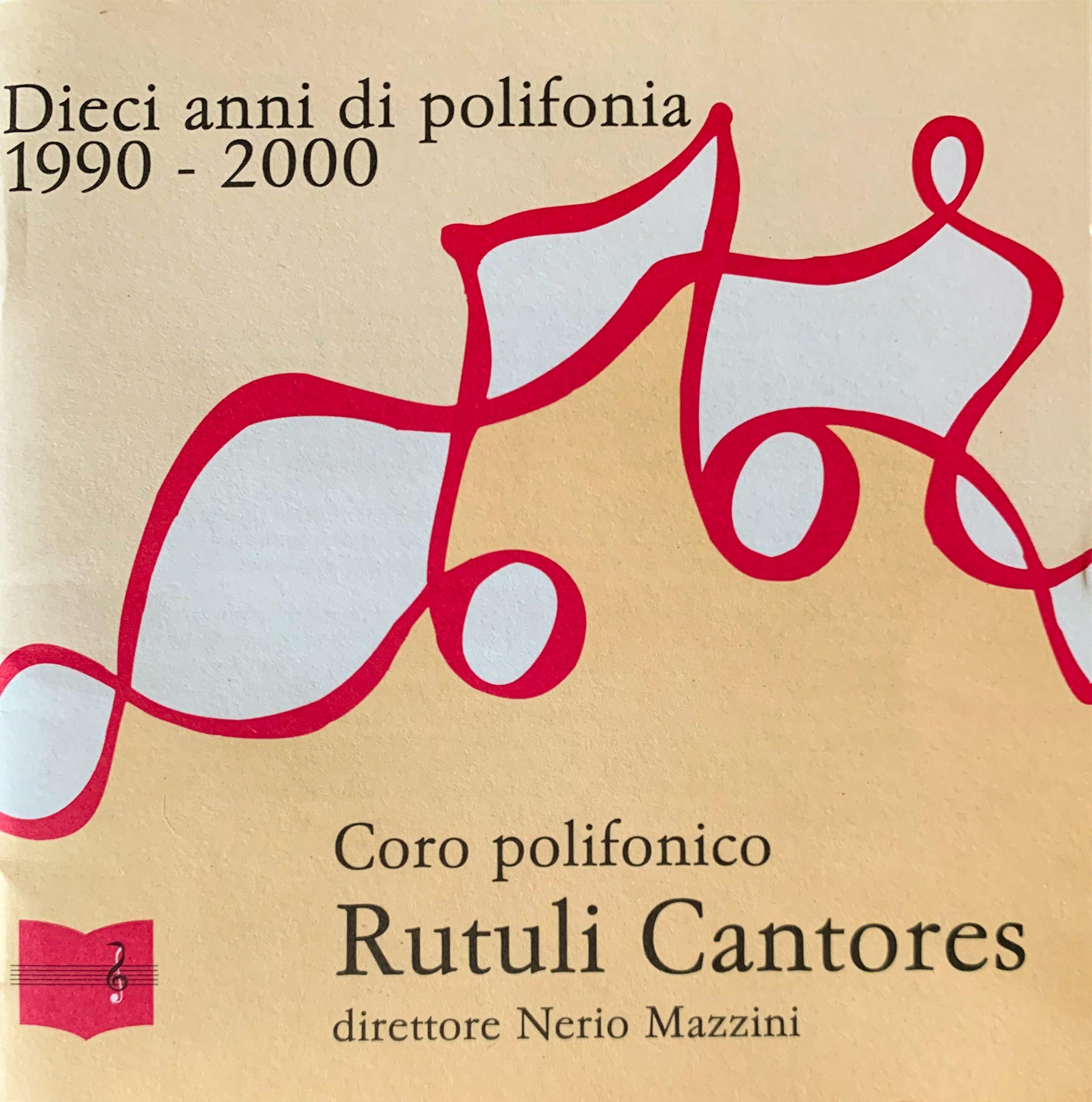 Dieci anni di polifonia 1990-2000